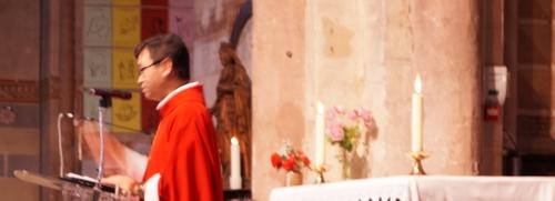 Pentecôte 2020, retour en église