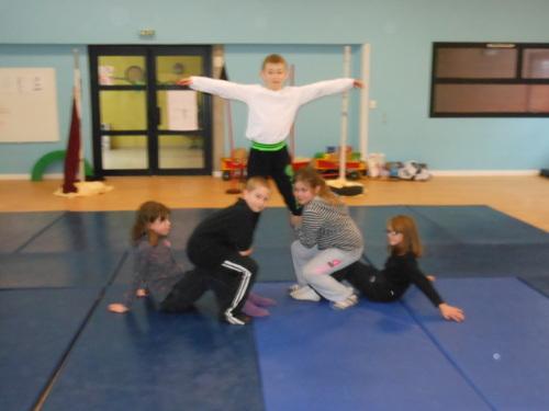 Quels acrobates !!!