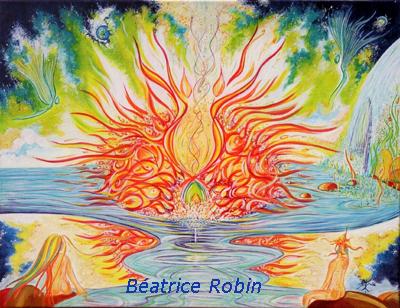 Artiste : Béatrice Robin