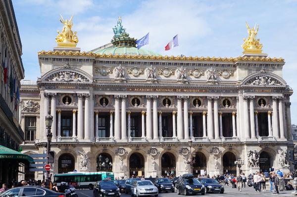Le Palais Garnier, Opéra de Paris (1)
