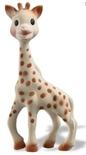 Z Delacoste et la giraphe Sophie