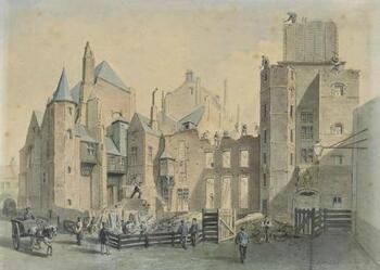 Lille (Rijsel) - Palais Rihour