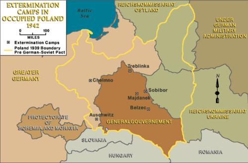 Histoire des camps d'extermination