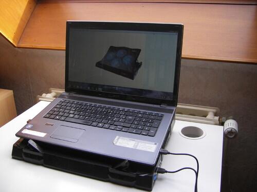 AUKEY  refroidisseur d'ordinateur  portable