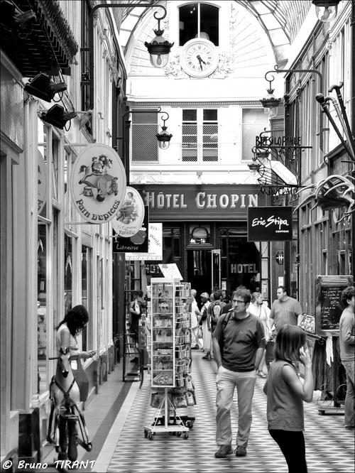 Paris en noir et blanc (fin)