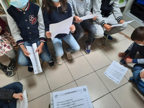 Pilotis 2019 - textes de fluence