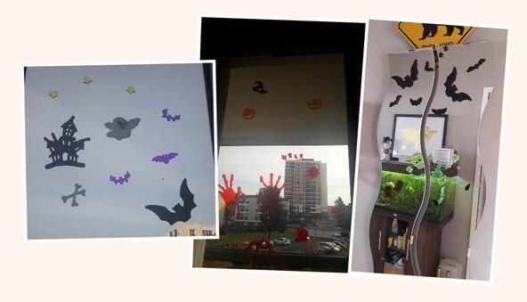 [en pleine saison] : j'ai organisé une soirée d'Halloween