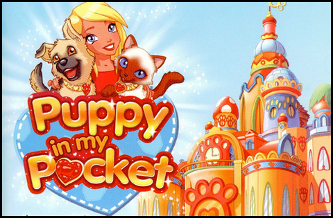 Puppy in my Pocket : Aventures à Pocketville