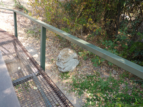Les émanants : De bien curieux rochers
