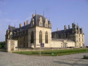 003-Chateau d'Ecouen