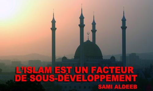 L'islam et le sous-développement en 10 points par Sami Aldeeb