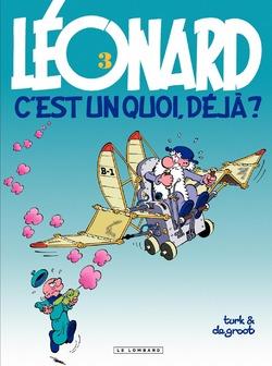 Léonard, c'est un quoi, déjà ? Turk & De Groot