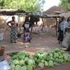 Burkina Bomborokuy le grand marché