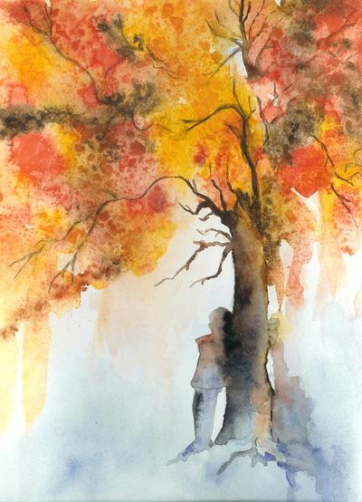 Blog de chouquette :dessins et chant chorale, attente en automne