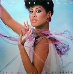 Phyllis Hyman - Can't We Fall In Love Again - Complete LP