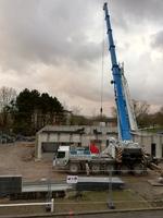 Construction de l'école maternelle