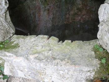 La margelle du puits