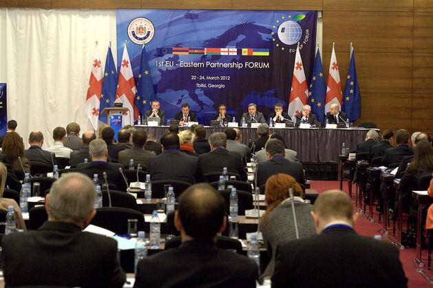 Forum partenariat oriental 2012