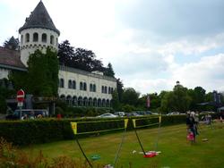 Genval - À la frontière de la Wallonie...