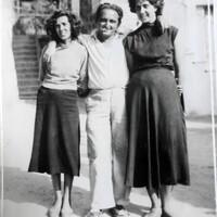 Françoise, Aurèle et Monique