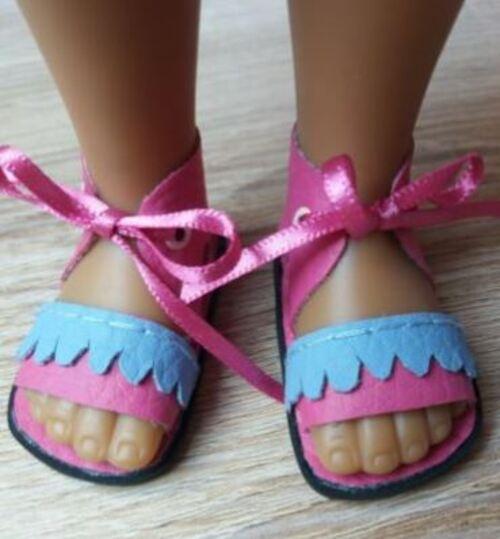Chaussures d'été pour chéries, paola ou rrff