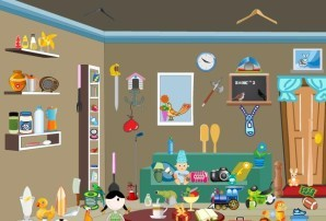 My home 2 - Hidden objects