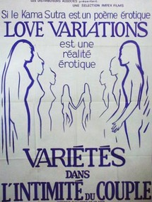 LOVE VARIATIONS BOX OFFICE FRANCE 1971