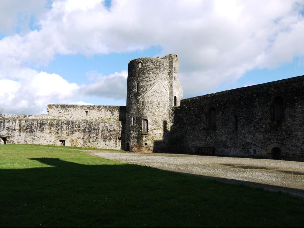 Château de Saint-Sauveur-le-Vicomte- Normandie - Manche