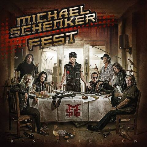 "MICHAEL SCHENKER FEST - ""Take Me To The Church"" (Clip)"
