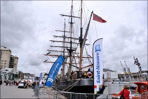 """Photo du voilier """"le Kaskelot"""" en Loire Atlantique"""