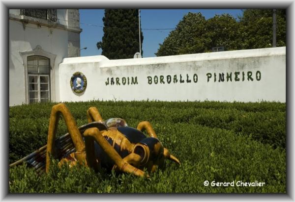 Jardin Bordallo Pinheiro