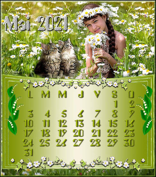 mois de Mai