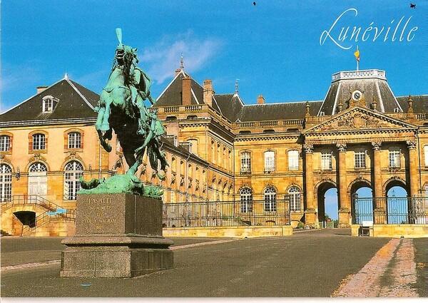 Lunéville (54)