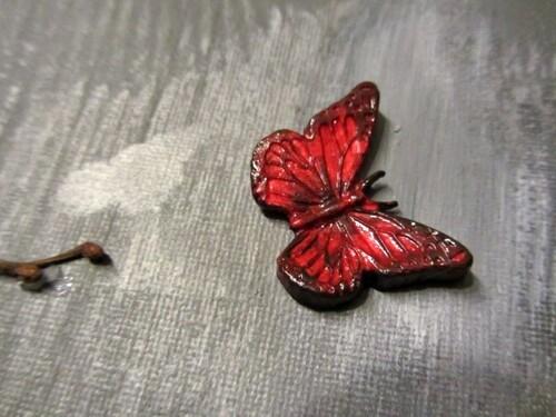 Tableau papillons #2
