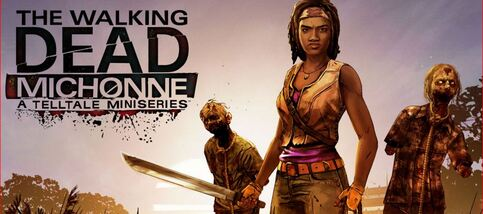 The Walking Dead: Michonne – What We Deserve coming soon