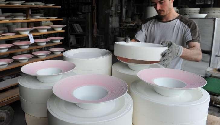 La porcelaine de Limoges bénéficiera à compter du 1er décembre 2017 d'une indication géographique protégée.