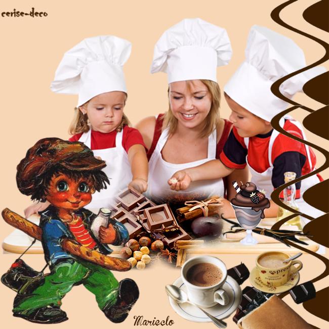 participations2 aux cluster café et chocolat