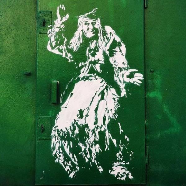 20 oeuvres de street art qui auraient bien leur place dans un musée - page 2