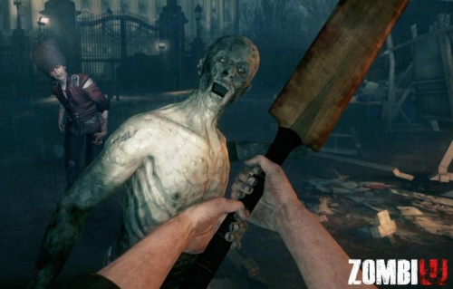 ZombiU en gameplay