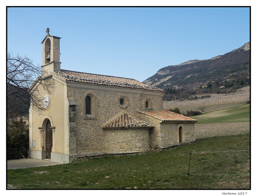 Chapelle de Beauvoisin