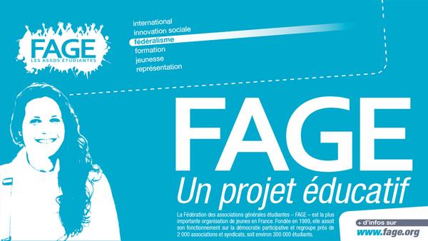 FAGE - Les Assos Etudiantes