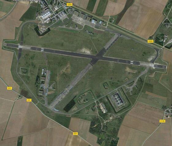 Plateforme aéronautique de Châteaudun (400 hectares)