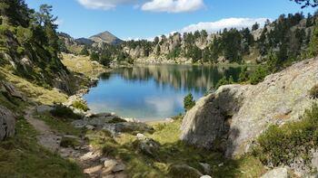 Un dernier lac... sans nom