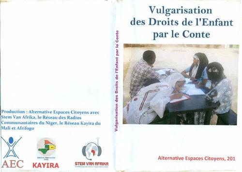 Annonce de la réalisation d'un CD éducatif sur les droits de l'enfant