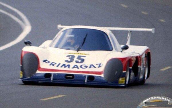 Le Mans 1982 Abandons I