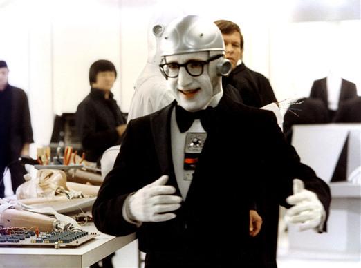 les robots au cinéma