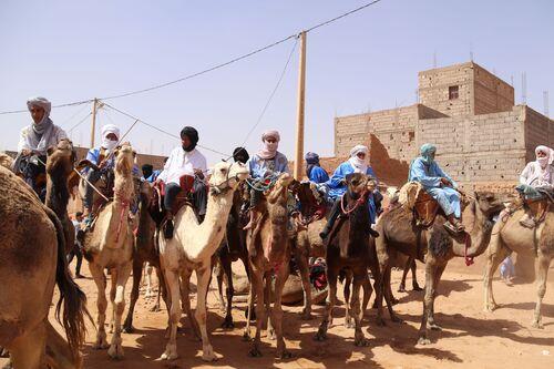 5 Avril - Mhamid - le Moussem des Nomades