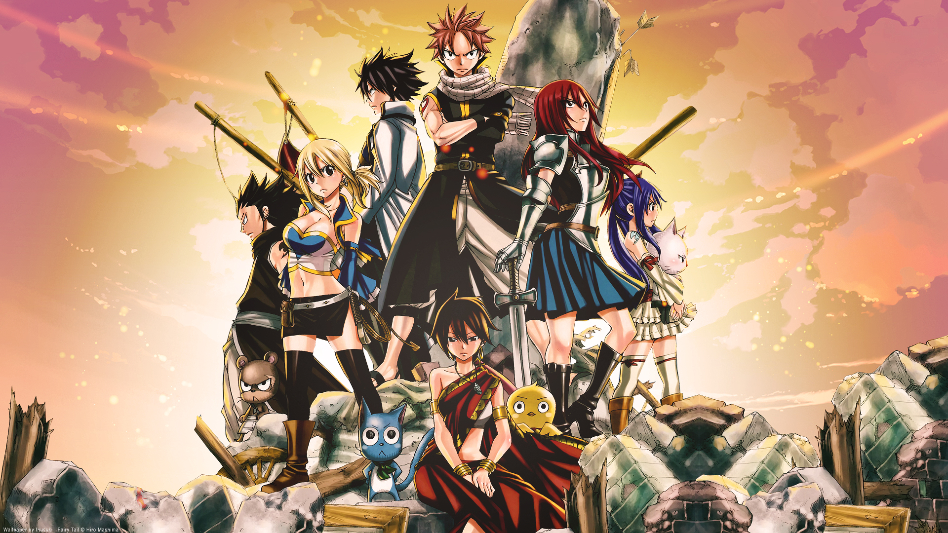 Fairy Tail ...<3