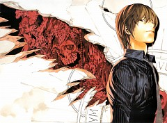 [Images] Death Note
