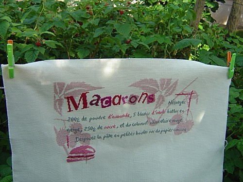 07 macarons